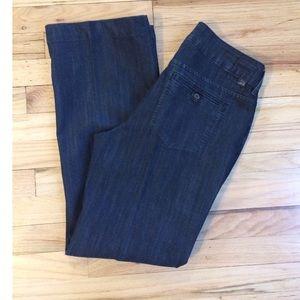 Jag Midrise Trouser Jeans
